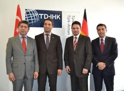 TIAD vereinbart engere Zusammenarbeit mit der TD-IHK