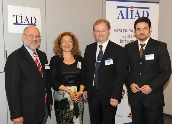 Veranstaltung mit ATIAD und HWK